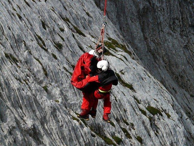 horský záchranář