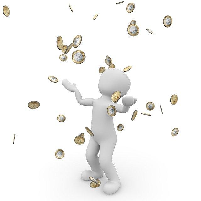 peníze požehnání
