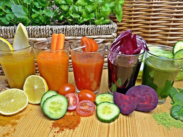 nápoje na detoxikaci