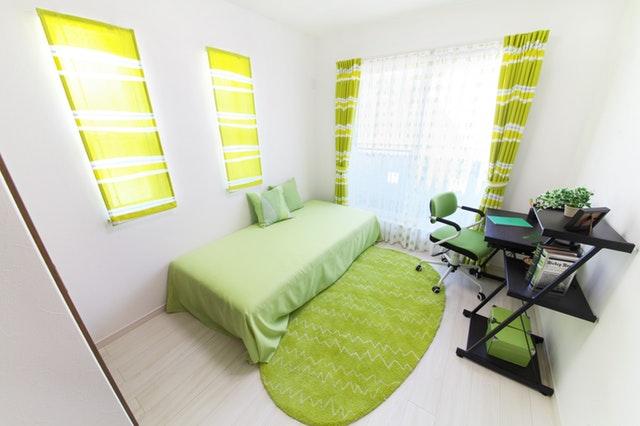 pokoj v mobilním domě