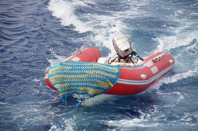člun nafukovací