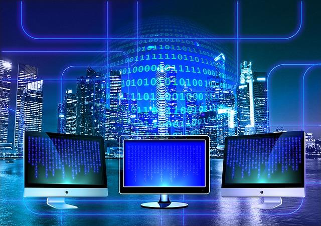 online svět