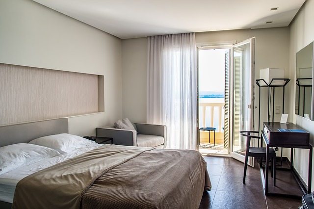 ubytování v hotelu