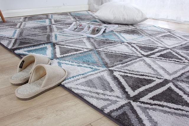 koberec a bačkory