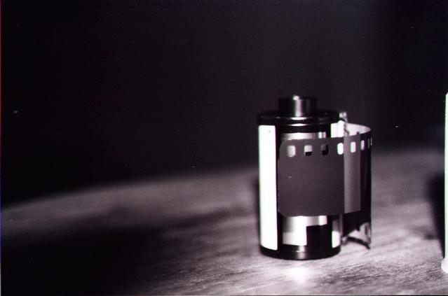 film do fotografu v černobílém provedení