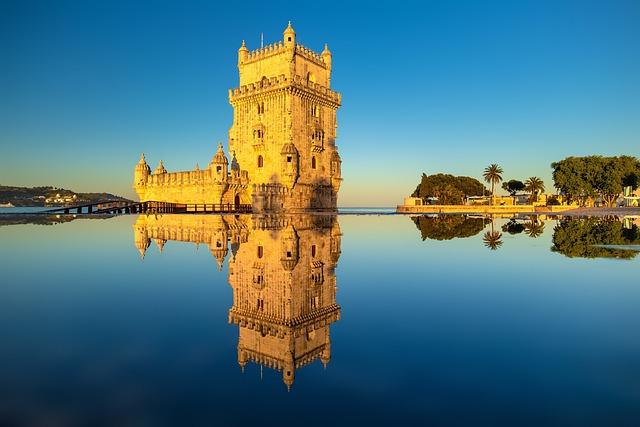 Zátiší s Torre de Belém
